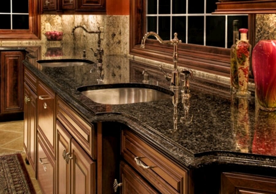 Granite Tops For Kitchen : creative juice: Choosing the countertop that is right for YOU!
