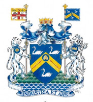 Coat of arms of the City of Stratford