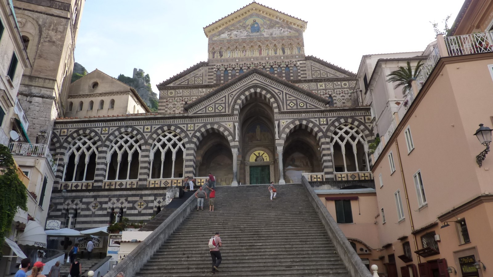 Visite DAmalfi Et Randonne Par Les Escaliers Jusqu Ravello
