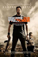 Machine gun peacher