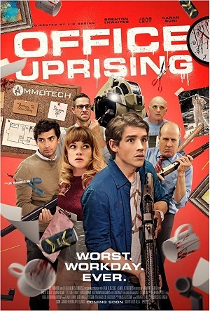 Filme Office Uprising - Legendado 2018 Torrent