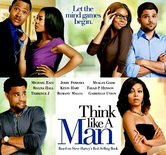 affiche film Think Like a Man
