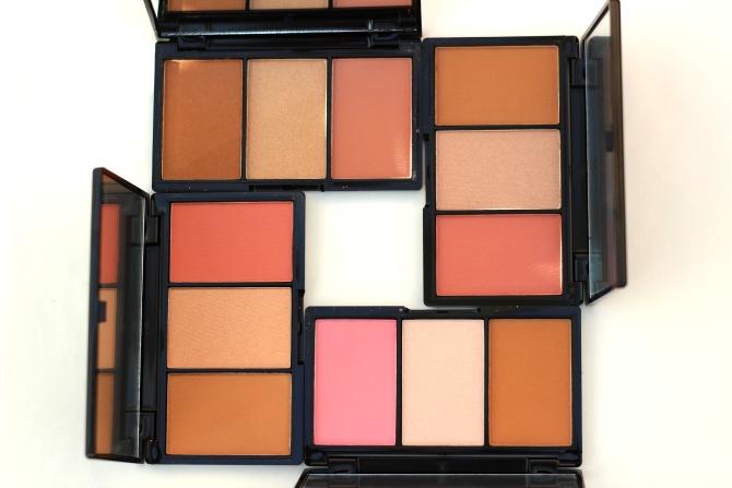 Makeup Revolution Blush, Bronzer & Brighten Palette