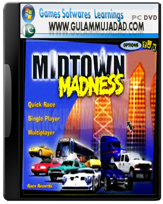 Midtown Madness 2 PC Game Free Download Full Version