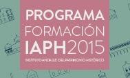 2ª Jornada formativa en conservación preventiva del patrimonio cultural