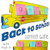 School Bus Sorting Game with Post-it Notes