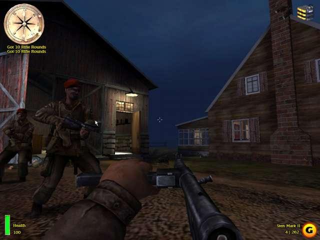 [PC][PutLockโหลดแรง] Medal of Honor - Allied Assault ภาคแรกกับเกมยิงระดับโลก Mohaa+imagem+7