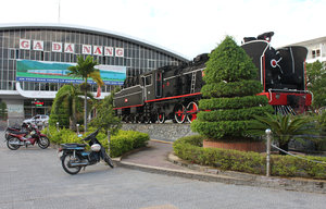 Đà Nẵng railway station (Ga Đà Nẵng)