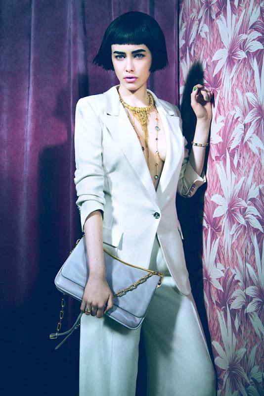 Model Sarah Stephens