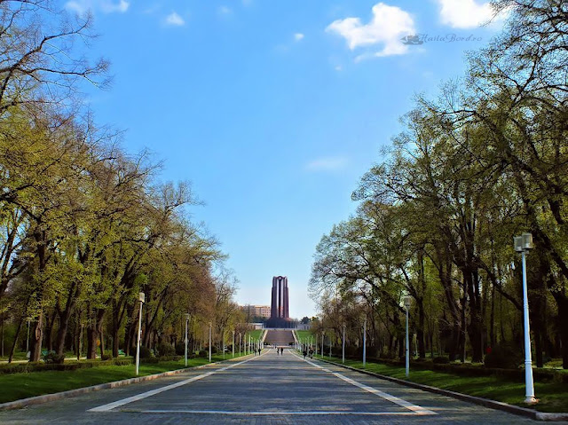 parcul carol primavara 2013
