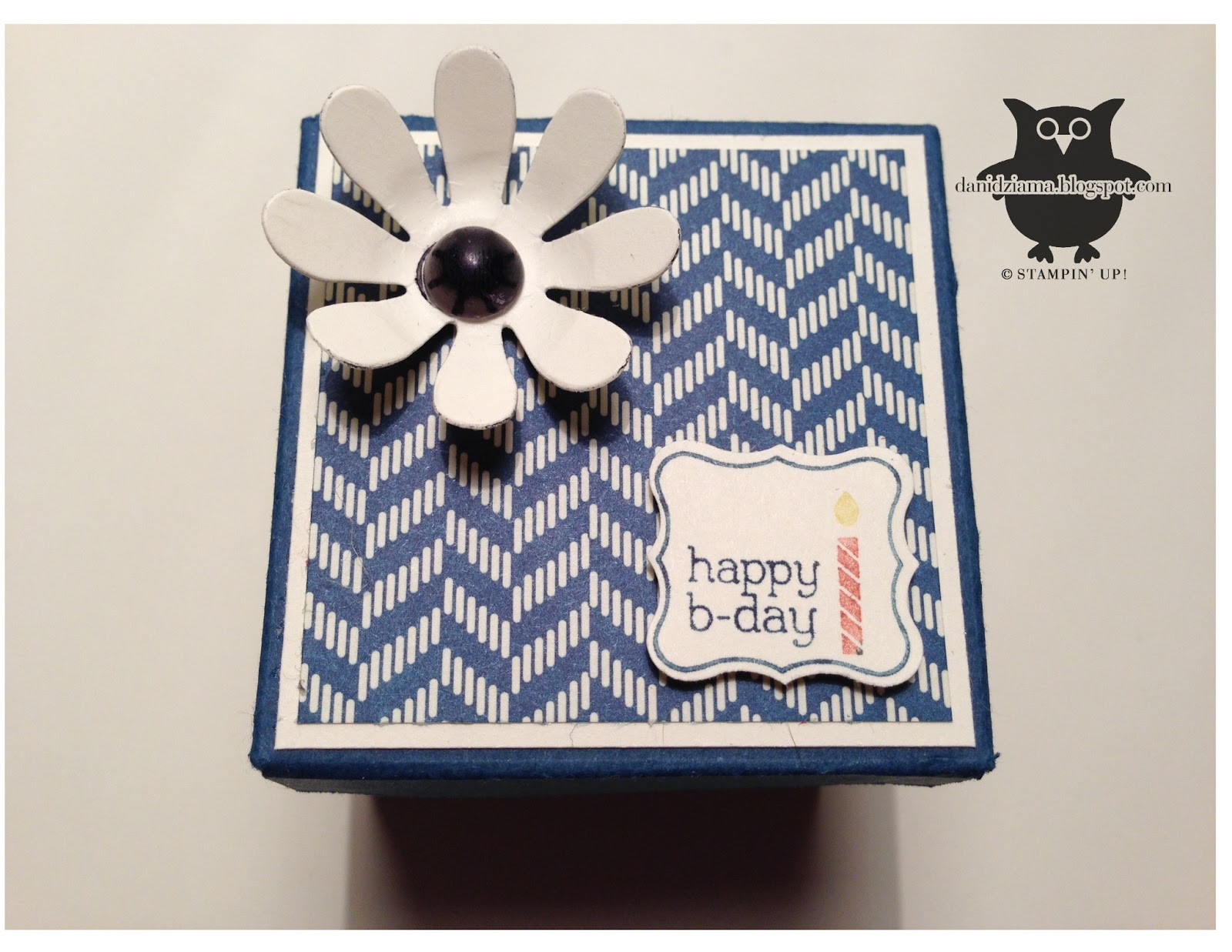 Danis Thoughtful Corner Mini Explosion box