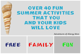 over 40 free family summer activities that you and your kids will love