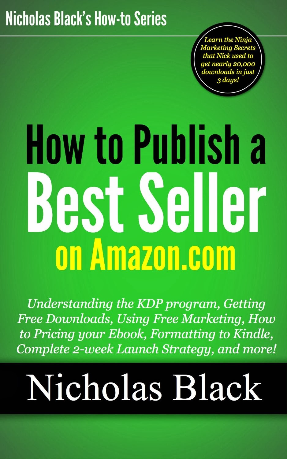 How to Publish a Best Seller