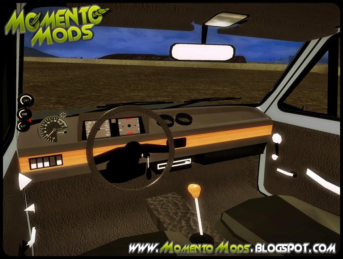GTA SA - Fiat 147 Brio Na Fixa