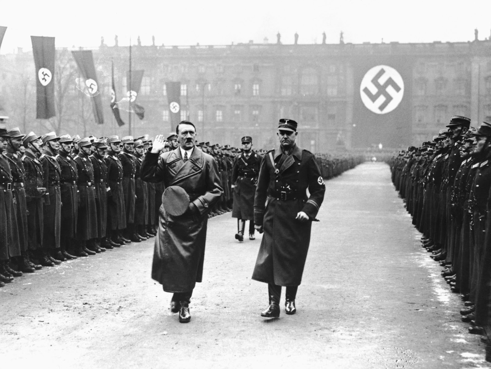 adolf hitlers influence on the world essay Research paper on hitler and stalin by lauren bradshaw  adolf hitler's rise to power 3  hitler research paper, research paper on hitler, research paper on stalin, sample research paper.