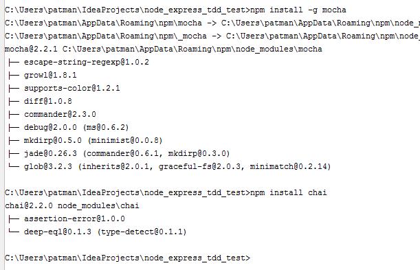 whiteboard coder node express tdd with restful api in
