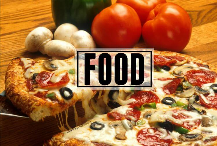 Food Page Header