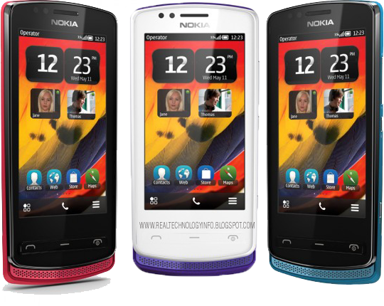 smartphone running on the latest symbian belle os called nokia 700 the