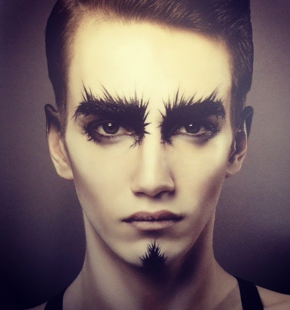 Art Male Makeup David Horne Pixiwoo