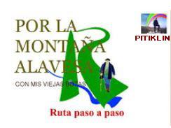 POR LA MONTAÑA ALAVESA