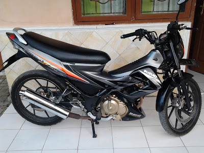 Jual Satria FU 150 2008