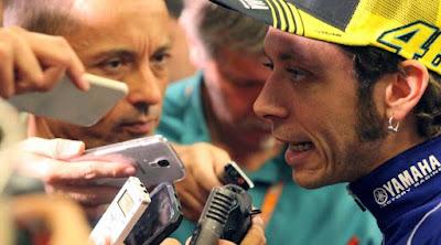 [Sports] Rossi: Ini Benar-benar Menyakitkan!