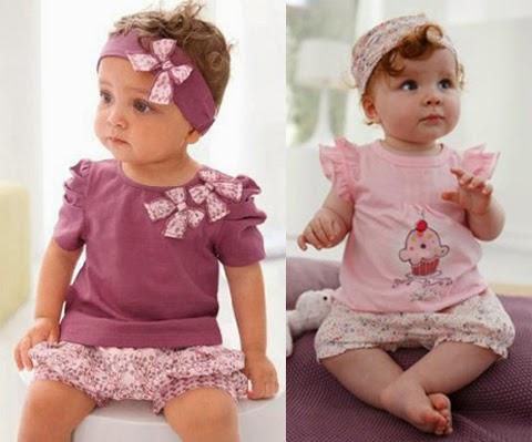 model baju bayi modern