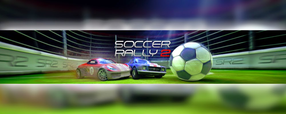 Soccer Rally 2 MOD APK+DATA (Unlimited Coins/Everything Unlocked)