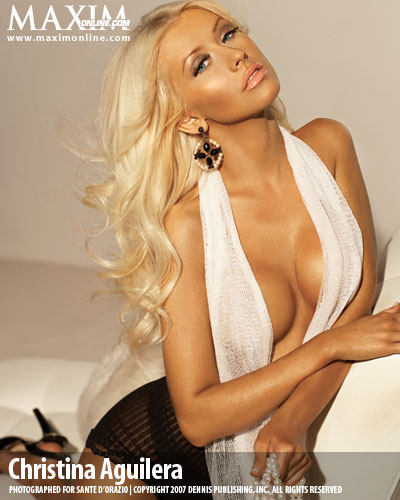 Christina Aguilera, Singer,photos