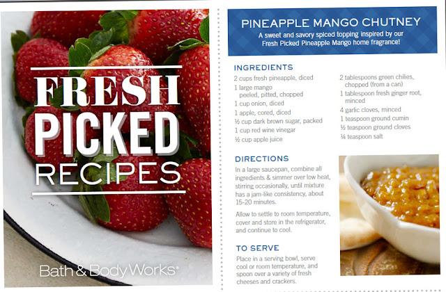 Fresh Picked Recipes