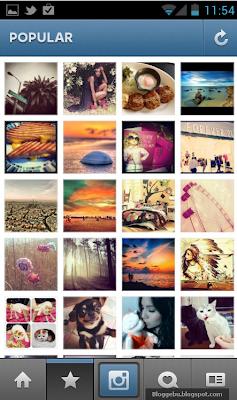 populer instagram android