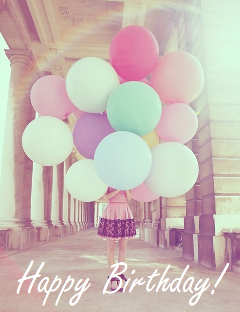PrettyRandomThings Blog Birthday Its Been A Year