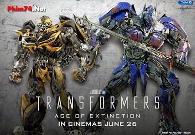 Transformers 4 :kỷ Nguyên Hủy Diệt