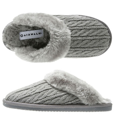slip on airwalk slippers