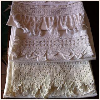 Punti e pensieri di manu ferri vecchi tra pizzi e trine for Sognare asciugamani