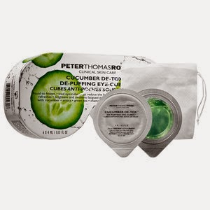 Beauty Innovation - Peter Thomas Roth Cucumber De-Tox De-Puffing Eye-Cubes