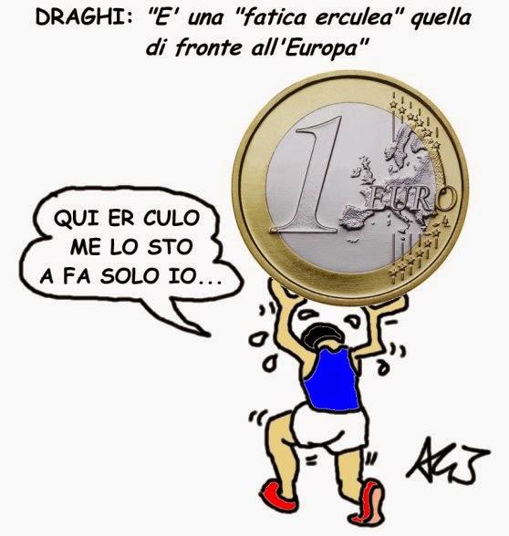 Draghi, BCE