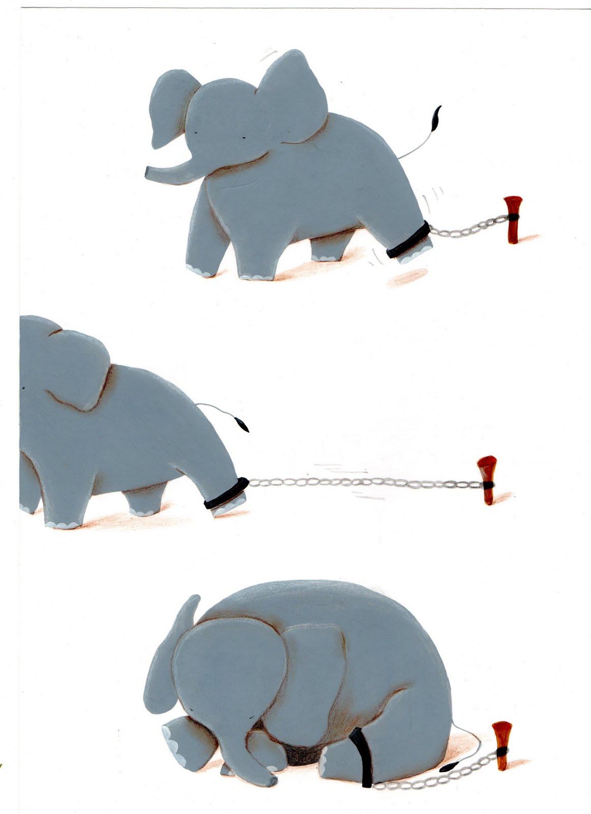 Lucrecia rodriguez el elefante encadenado for El elefante encadenado