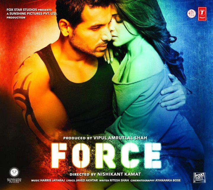Force (2011) DVD