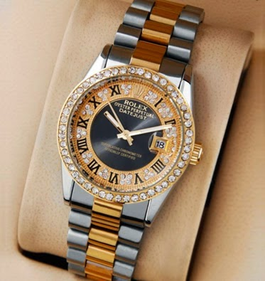 Funky Wrist Watches Designs for Ladies