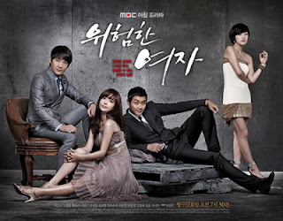 drama korea terbaru - Dangerous Woman