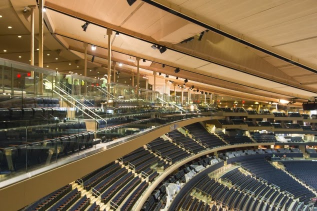Details Of The 3 Year Msg Renovation The Hardwood Nation