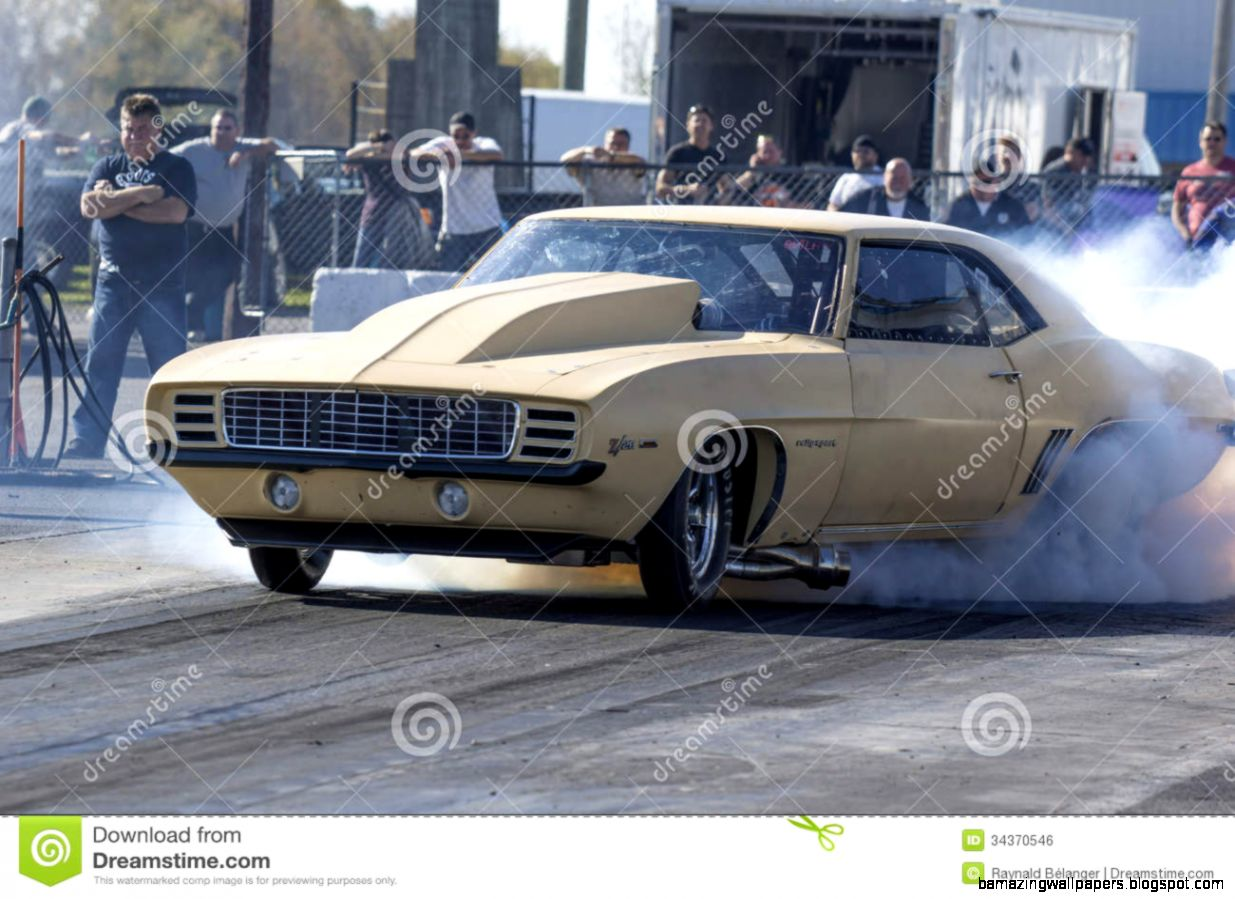 Camaro Drag Car Editorial Photo   Image 34370546
