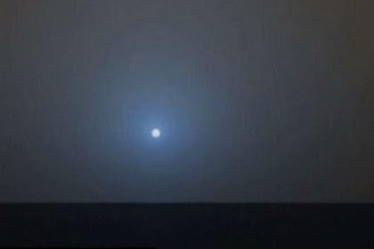 Ternyata Begini Warna Sunset di Mars