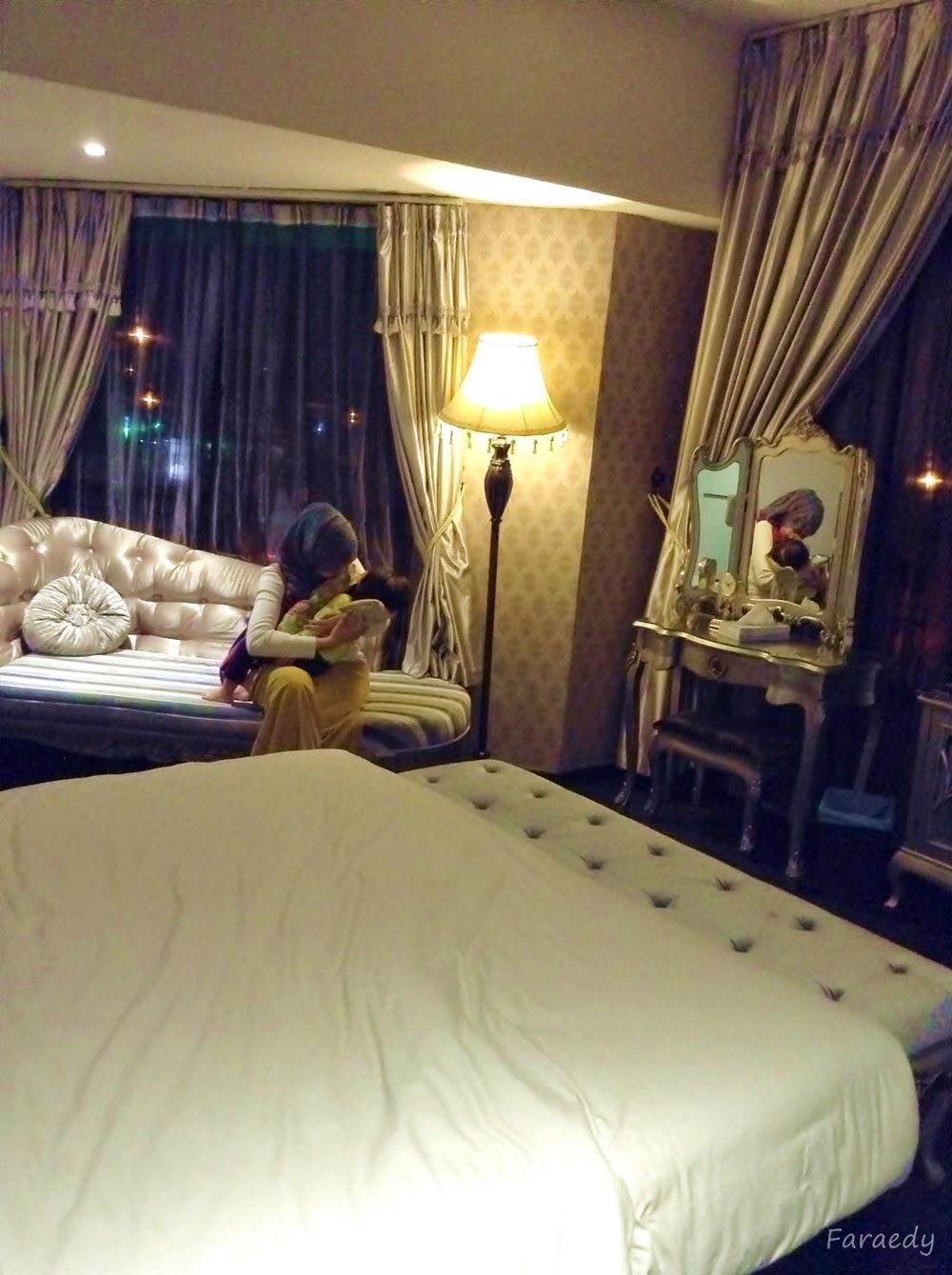 Murah Naaaa Sekali Sampai Dia Upgrade Honeymoon Suite Alhamdulillah Rezeki Di Pagi Hari Sebab Kul 1pagi Zzzzz Bilik Sangat Ok Dan Cantik