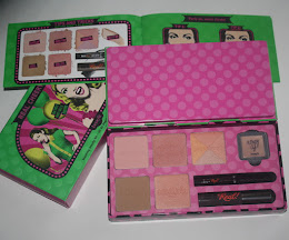 .Benefit Real Cheeky Party Blushing Beauty Kit