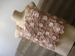 Material Reciclável: ATITUDE - arte  em tecido segue com responsabilidade ambiental