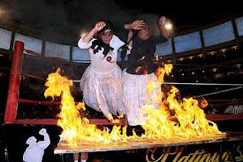 Cholitas Luchadoras de Bolivia: