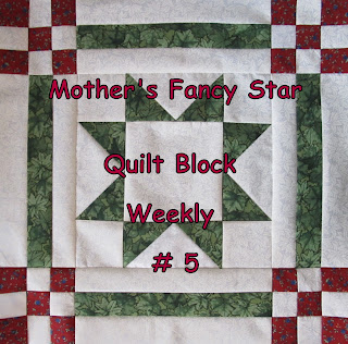 tutorial for star quilt block