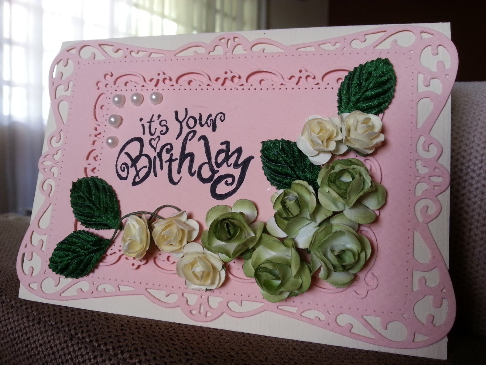 Birthday card for mother in law bookmarktalkfo Gallery
